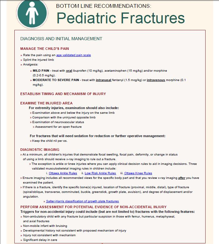 Recs-Peds Fractures1
