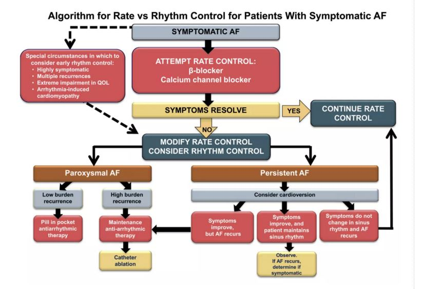 Rate vs. Rhythm