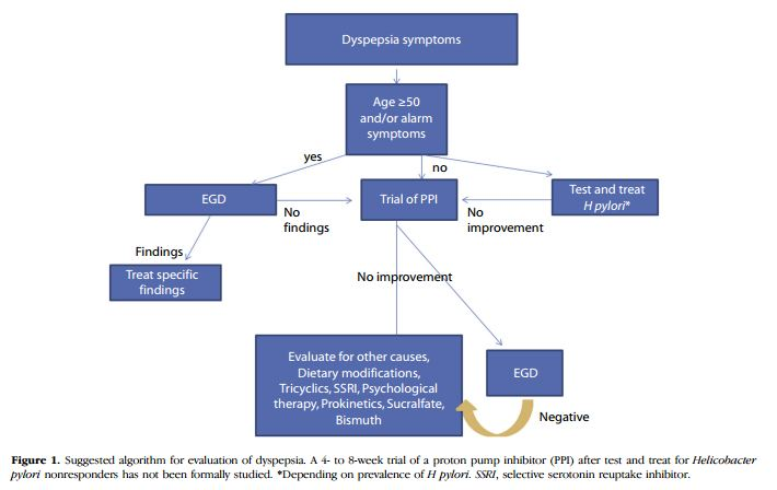 ASGE Guideline On Endoscopy For Dyspepsia | Tom Wade MD