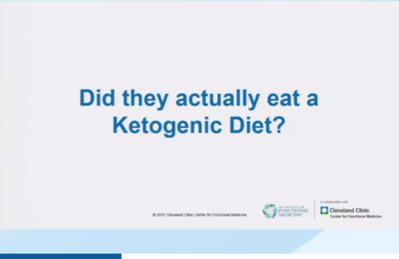 interstitial lung disease ketogenic diet clinical